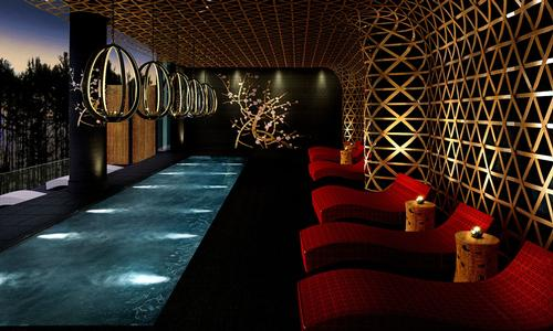 The spa will be the first to be operated by an global brand in Romania
