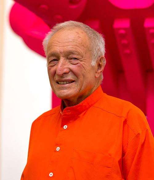 Richard Rogers will lead the prize's grand jury  / Rogers Stirk Harbour + Partners