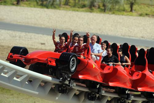 Abu Dhabi's Ferrari World set for major expansion