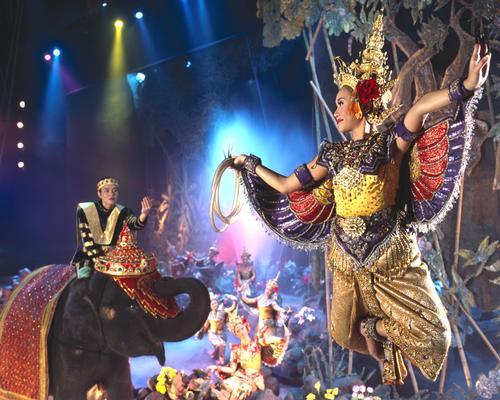 Phuket FantaSea to operate new THB1.35bn theme park