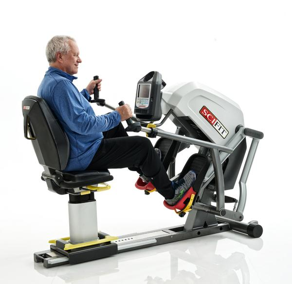SCIFIT has been designed to help keep older adults active
