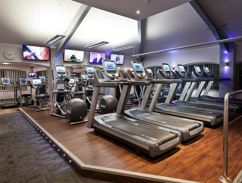 New look gym for Branston Golf and Country Club