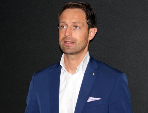 Adrian Egger worked for Klafs and is now CEO of Thermarium. He has recently been appointed as the Austrian Ambassador to the Global Wellness Day / Thermarium