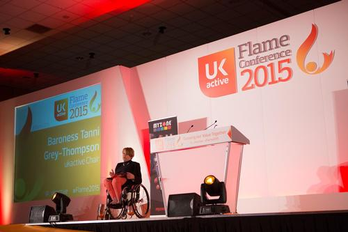 Flame 2015: Time for sector to realise its true potential, says Tanni Grey-Thompson