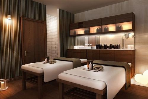 The spa will offer 12 treatment rooms. Other leisure facilities to be developed include a gym, dance studio, hair salon and an Asian-style restaurant and bar