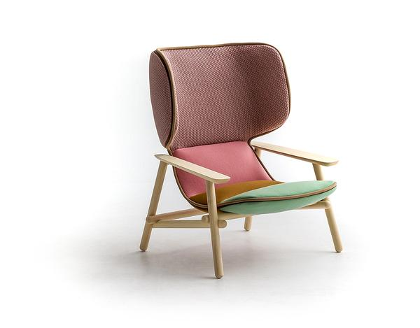A new addition to the Lilo seating range / Photo: © Marco Craig