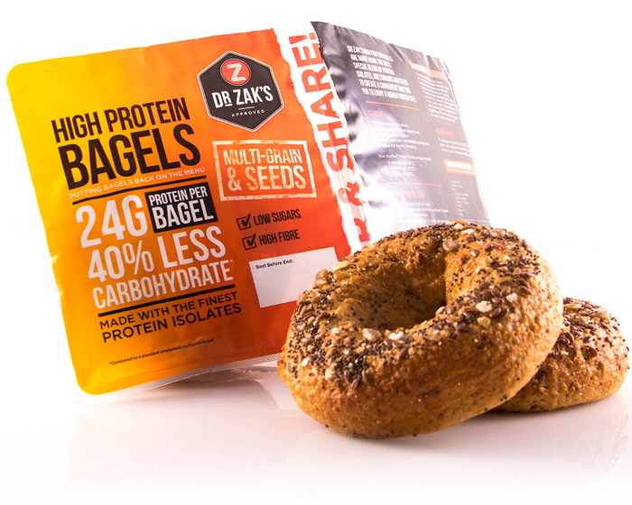 Dr Zak's builds up to launch of new protein product lines