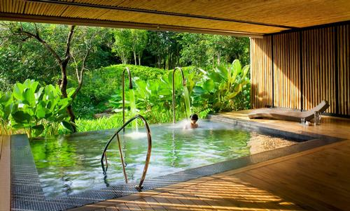 Spa details revealed for Ritz-Carlton Reserve in Bali jungle