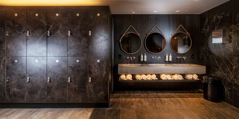 Design: changing room design inspiration