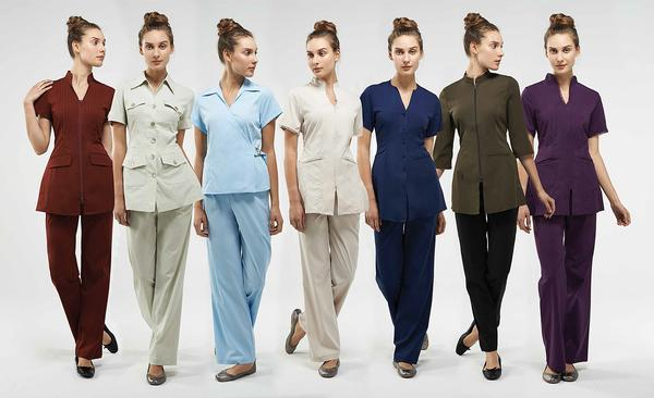 28 jun 2019 spa business uniting the world of wellness for Spa uniform online