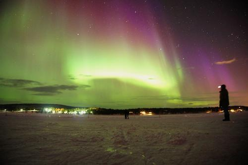 Guests can often see the Northern Lights during their stay / Kristian Mattiasson
