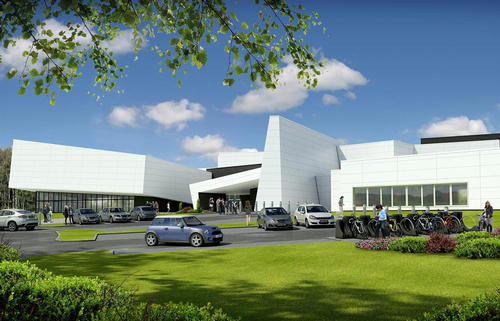 Linwood's £24m ON-X leisure complex set for March launch