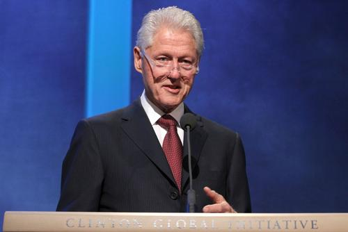 Clinton Foundation's Health Matters conference 2014 kicks off in California