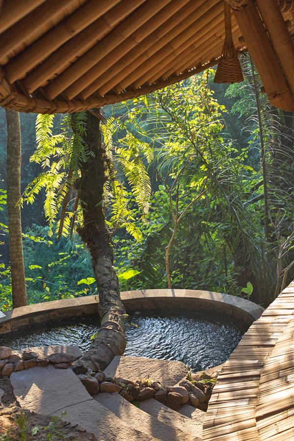 The final three houses will complete the build at the Green Village in Bali  / Photo: IBUKU/Tommaso Riva