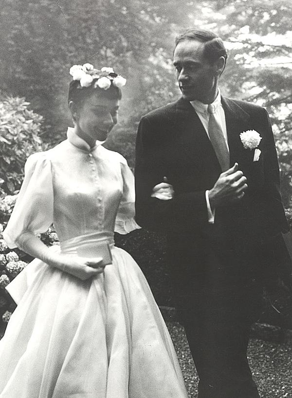 Audrey Hepburn and Mel Ferrer were married at the resort's chapel in 1954.