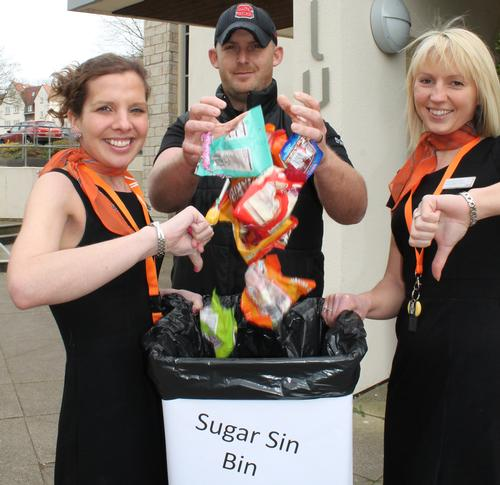 Sugar sin bin strikes chord with club members