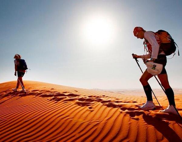 Trailblazer: Marathon des Sables