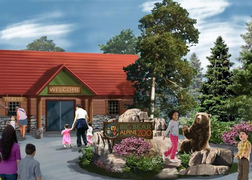 California wild animal rescue zoo to get newly designed complex
