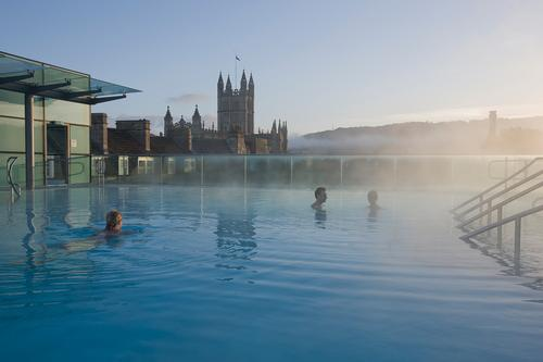 Thermae Bath Spa becomes major tourism beacon for famous UK city