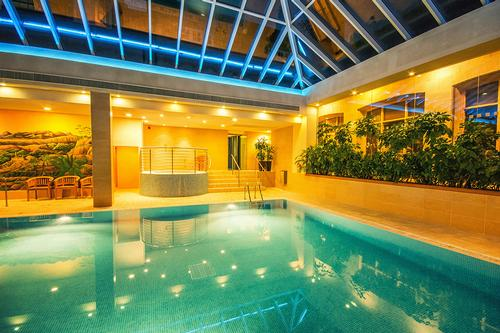 Matfen Hall launches £300,000 thermal spa