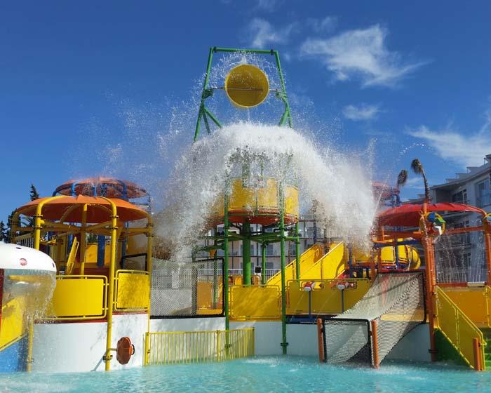 Spanish resort unveils Polin-designed waterpark