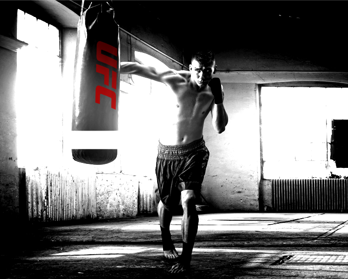 UFC - the ultimate in fitness equipment