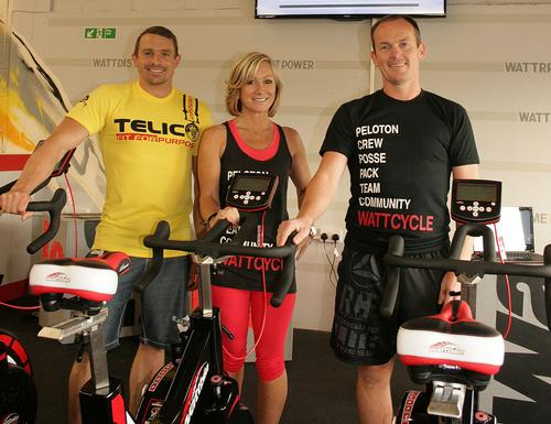 Joanne Bannatyne bids to bring boutique indoor cycling to the north east
