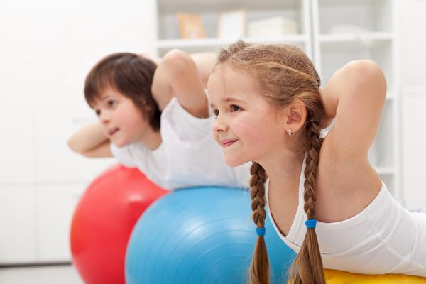 TopYa! gives children a fun way to be active