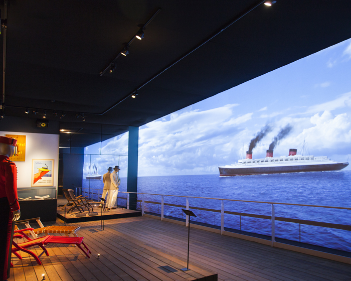 Sysco completes major tech integration for new Ocean Liners exhibition at the V&A Museum