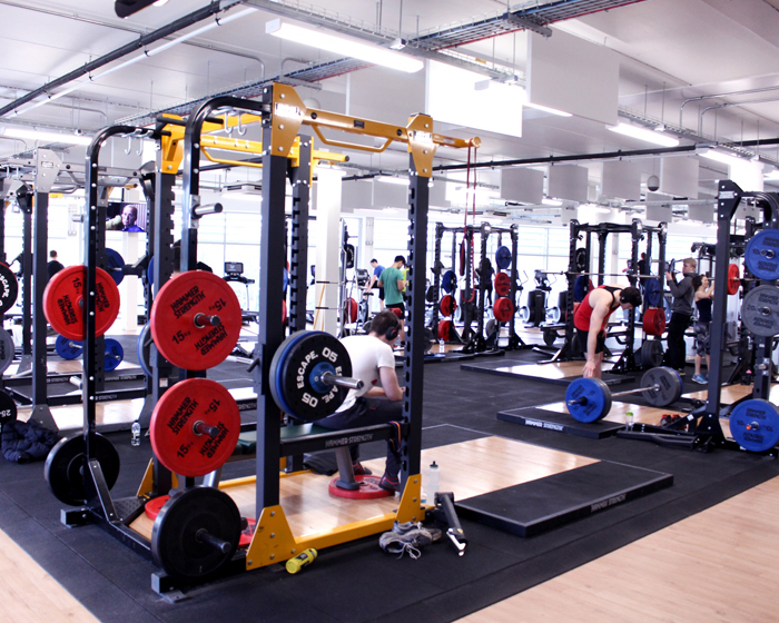 Life Fitness supports drive to increase sports participation with opening of David Ross Sports Village