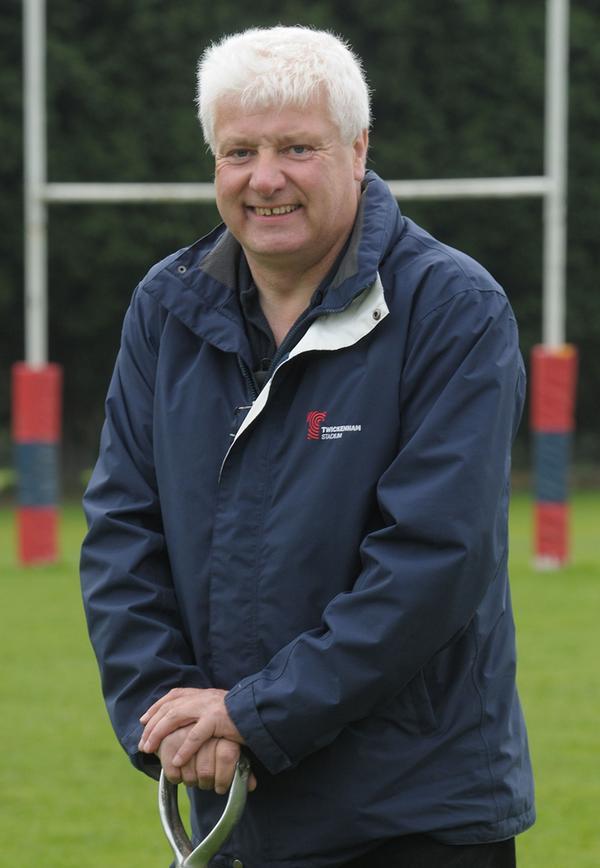 Keith Kent, Head Groundskeeper