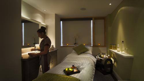 The retreat is located in the scenic area of Thorpe Le Soken in north Essex. / Lifehouse Spa & Hotel