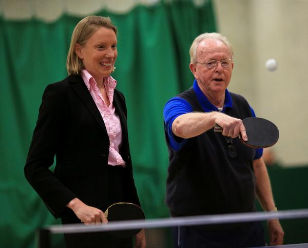 New sports minister Tracey Crouch has announced there will be a new strategy for sport (for more, read interview with Crouch on page 38-40)
