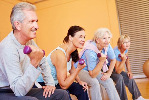 The results back up previous findings indicating that physical activity can help guard against dementia in later life / Shutterstock.com