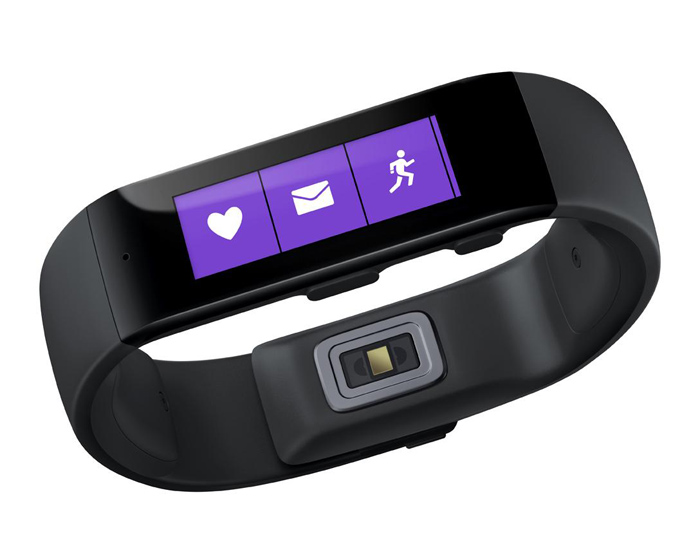 Microsoft makes inroads in fitness sector with Band new launch