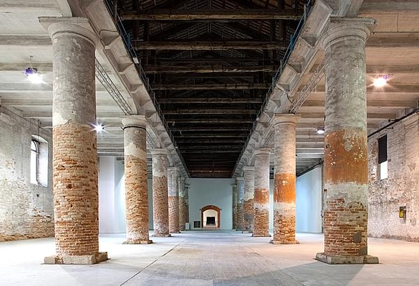 Pavilions exploring the theme will be built within and around the city's Arsenale / Giulio Squillacciotti,La Biennale di Venezia