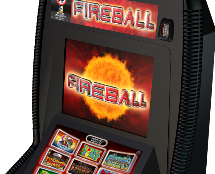 Aztec Coin offers Fireball as budget-friendly gaming machine at EAG