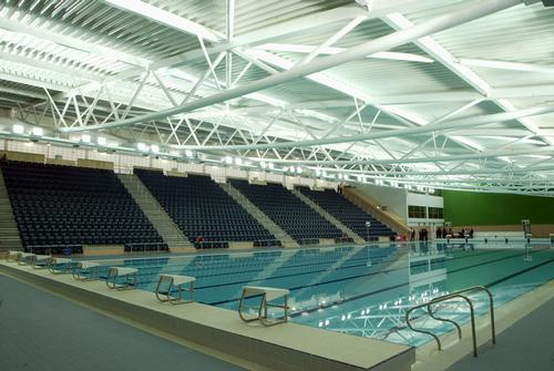 The National Pool in Swansea