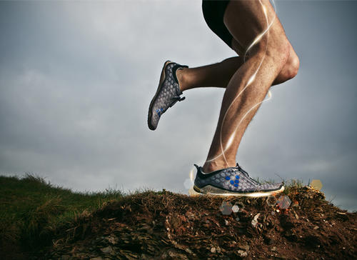 Vivobarefoot was a pioneer in the barefoot running movement, launching the first minimalist shoe in 2003