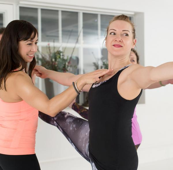 triyoga offers two levels of yoga teacher training