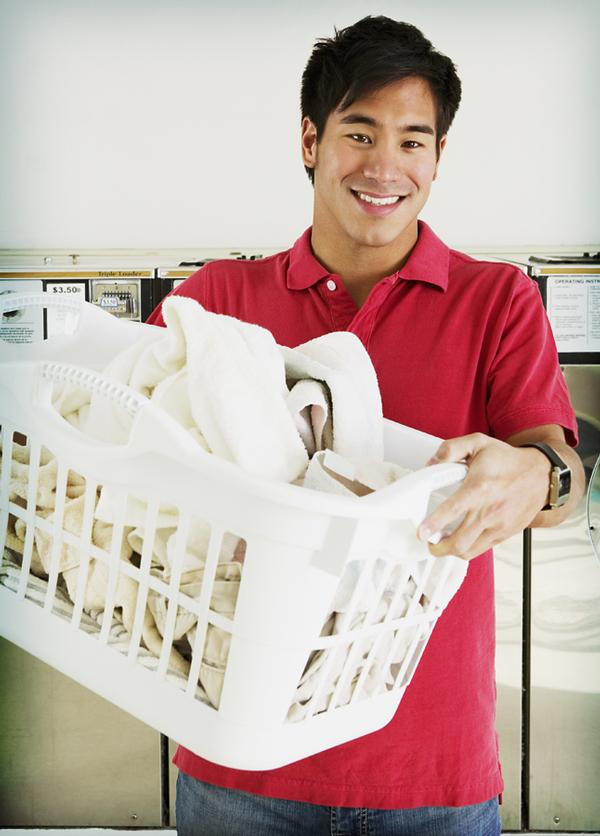 Help people realise that even tasks like carrying the laundry count towards daily activity / all photos www.shutterstock.com
