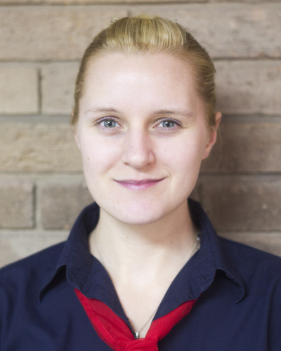 Kaylë Burgham, Head of Aquatics, Walsall