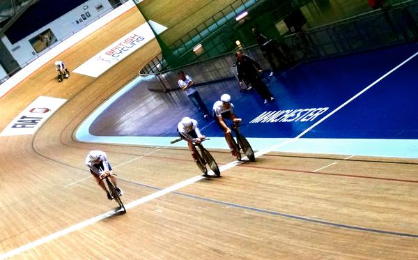 The successful National Cycling Centre has been dubbed the 'medal factory'