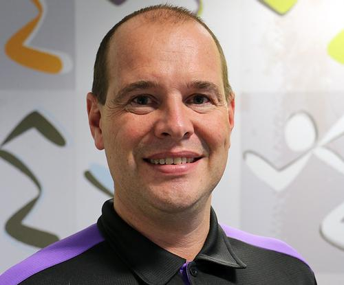 Anytime Fitness UK general manager Brett Edwards says fitness franchises are the 'new fast food' in terms of business potential