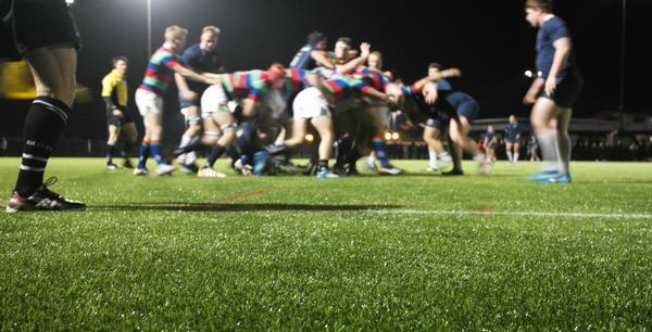 Rugby moves onto new surfaces