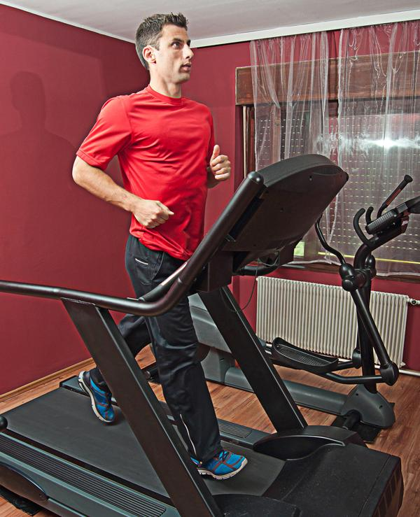 Portable equipment like running machines will pave the way / PHOTO: shutterstock.com