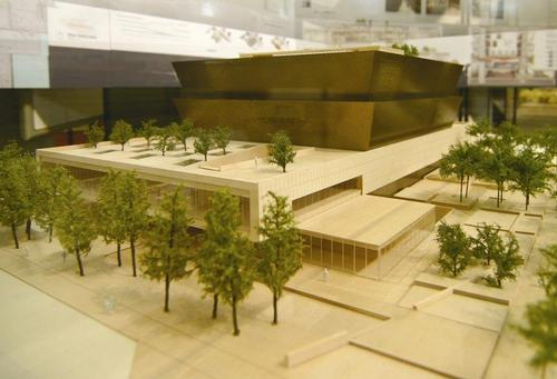 The National Museum of African American History and Culture in Washington DC, by Adjaye Associates, The Freelon Group and Davis Brody Bond / Freelon Adjaye Bond/SmithGroup