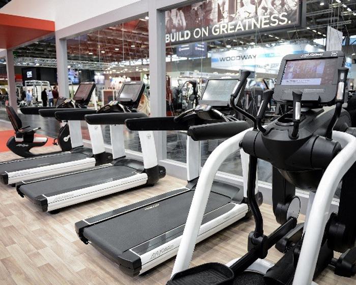 Life Fitness launches new Integrity series cardio line