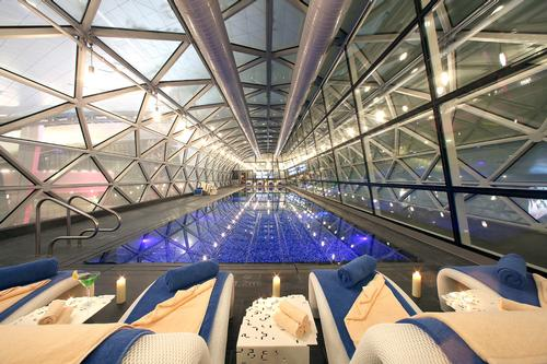 Hamad International Airport opens airside hotel and spa