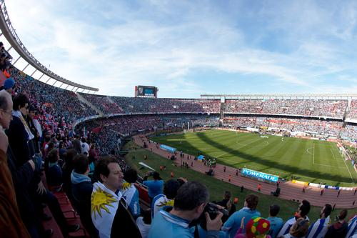 Estadio River Plate, the home stadium of the Argentina national team, would host games if the 2030 bid is successful
